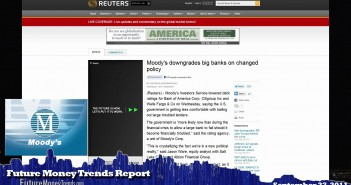 Future Money Trends Report Sep 23 2011