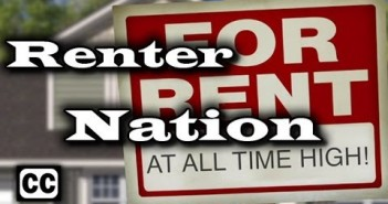 Renter Nation: How America's Depression is becoming a Rental Boom