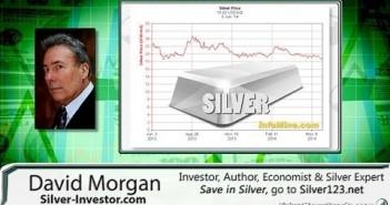 Silver Market Update with Expert David Morgan