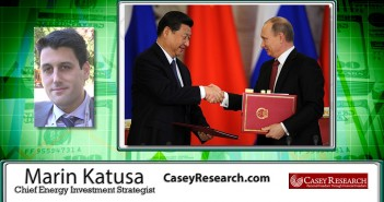 Russia to Help Kill U.S. Dollar – Marin Katusa Interview