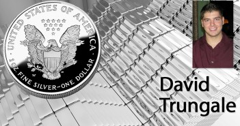 Predicted Silver Crash, Trading on Numbers not Fundamentals - David Trungale Interview