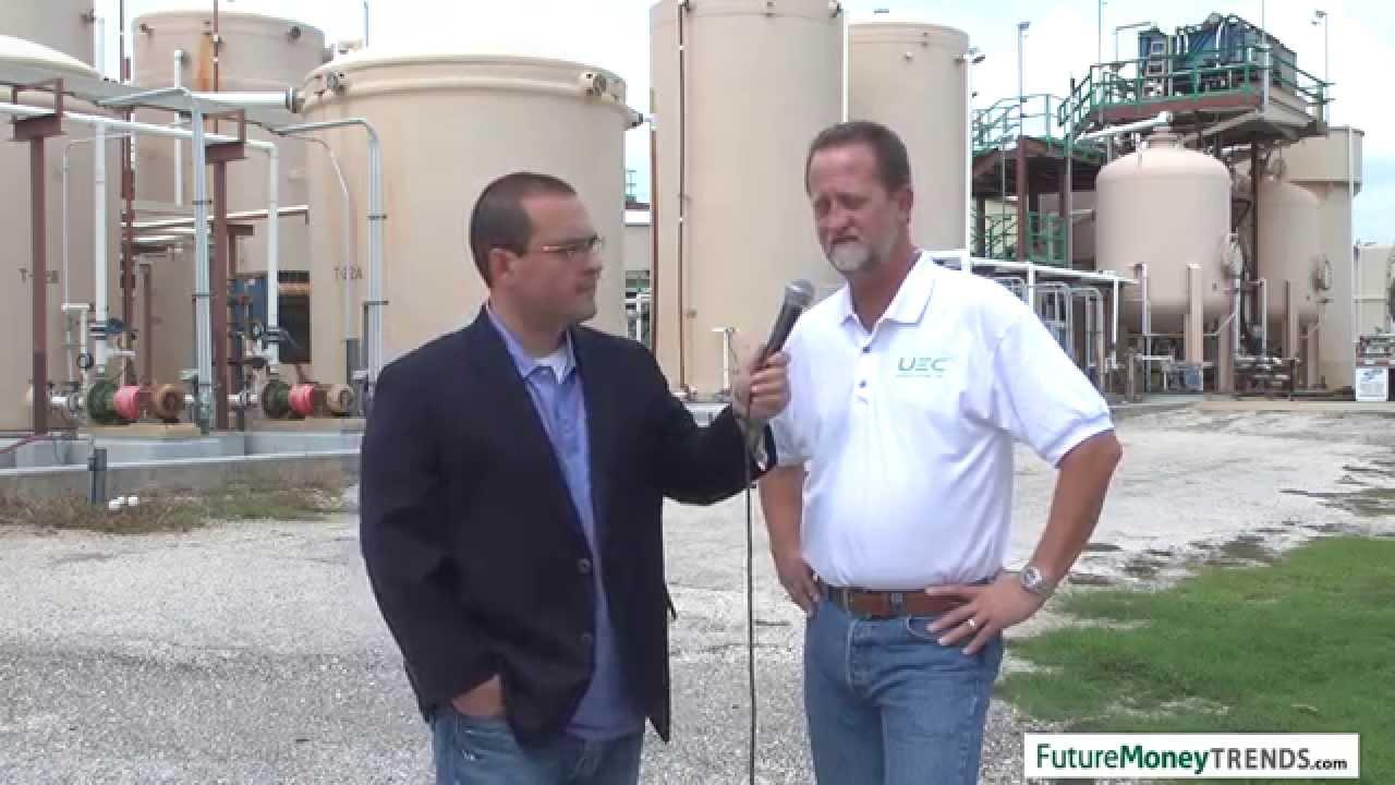 Uranium Energy Corp – Scott Melbye Interview at UEC Site Tour