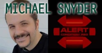 RED Alert Warning for Economic Collapse in 2015! - Michael Snyder of Economic Collapse Blog