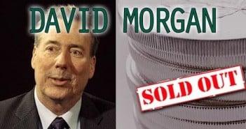 Silver Shortage Could be Happening - David Morgan Interview