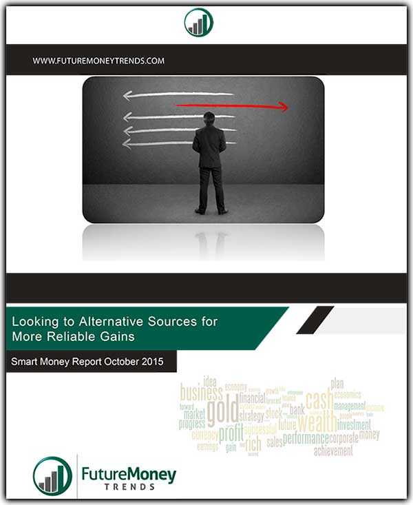 Smart Money Report October 2015