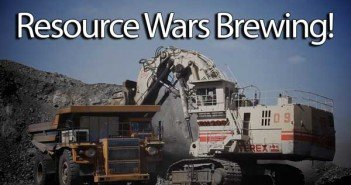 Resource Wars Brewing... Russia, China, and the U.S.