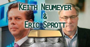 Silver & Gold Extremes w/ Eric Sprott - Keith Neumeyer
