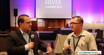 Precious Metals Debit Card, Dale Olmstead Interview Live at Silver Summit 2015