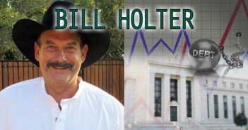Normal Interest Rates are Not Possible at Our Debt Levels - Bill Holter Interview