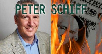 Peter Schiff on Business Success & the Collapse of the U.S.A.