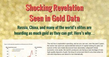 Shocking Revelation Seen in Gold Data