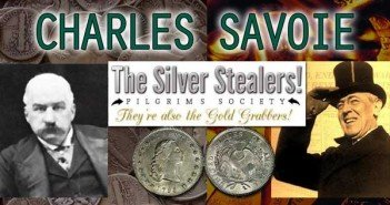 The True History of Silver, Monetary Usage & Secret Societies - Charles Savoie of SilverStealers.net