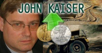 50X Your Money is Coming for some Gold Stocks - John Kaiser Interview