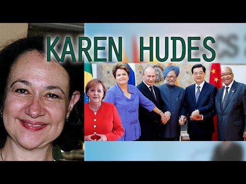Right on Track for Global Currency Reset & East Pivot, End of Federal Reserve – Karen Hudes