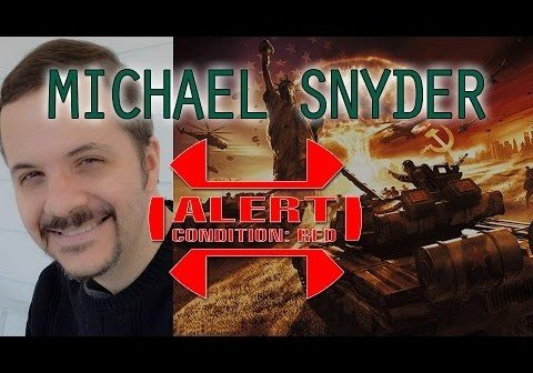 World War 3 Could be Imminent! The Collapse is Approaching – Michael Snyder Interview