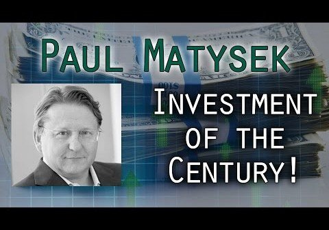 The Mining Investment of the Century, Interview with Billionaire Paul Matysek