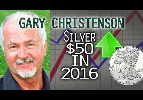 Silver Set for a Big Run! New 52-Week High Just Made! – Gary Christenson Interview
