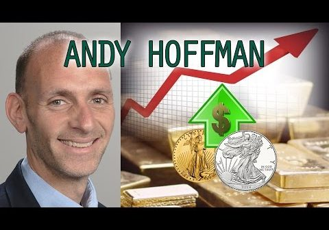 Silver Shortage, Will Skyrocket as Cartel is Now Breaking Up – Andy Hoffman Interview