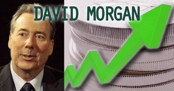 Silver to Rally BIG now that it Hit $16/Oz – David Morgan Interview, TheMorganReport.com