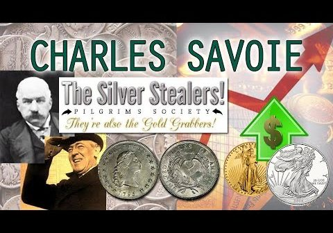 Can Silver & Gold Price Manipulation End? US Gov History of Confiscation – Charles Savoie Interview