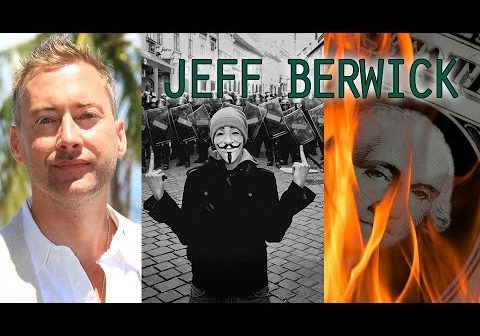Jeff Berwick on the Collapse of the Current Societal Pardadigm: Gold, Dollar, Parenting &   Anarchism