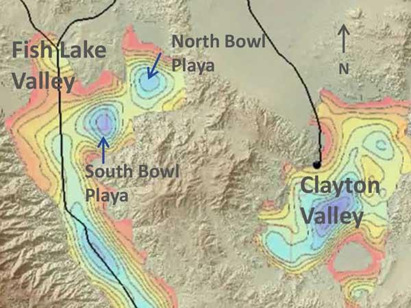 Fish Lake Valley - American Lithium