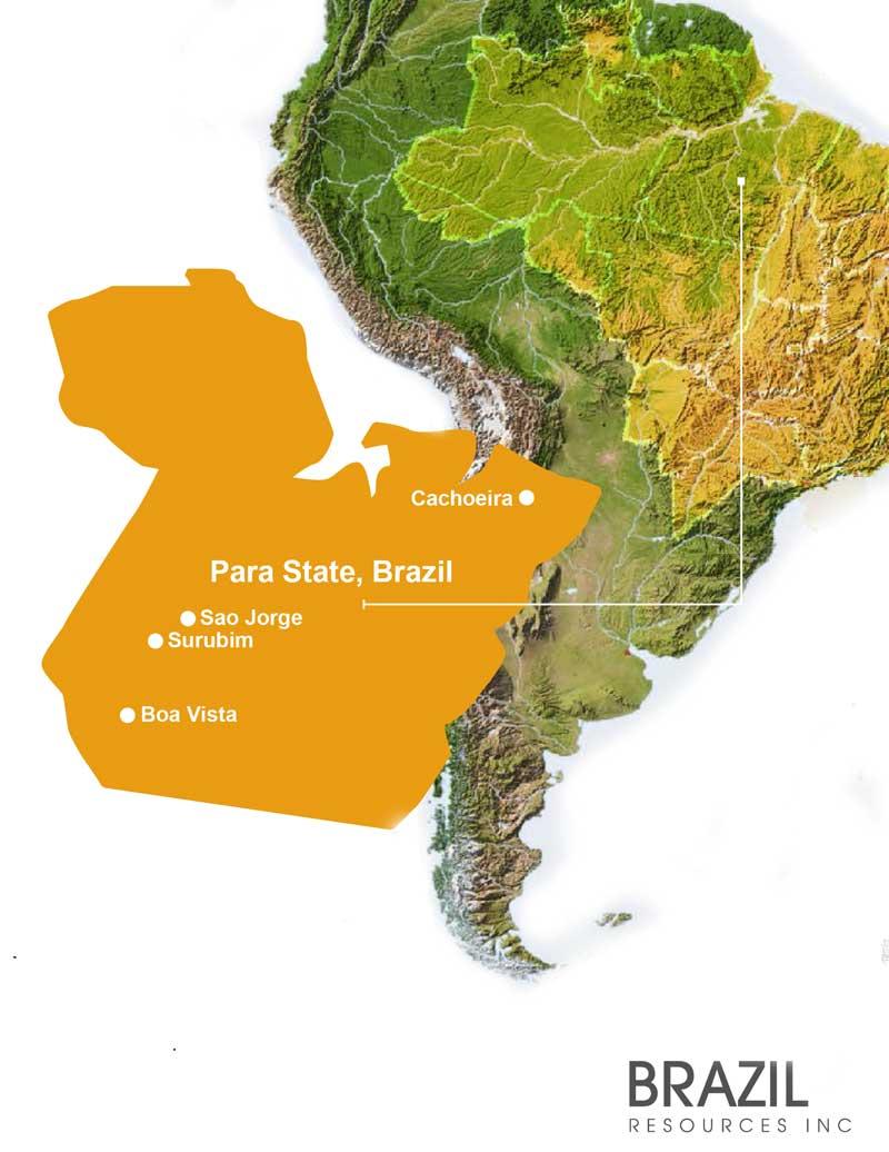 Para State Brazil