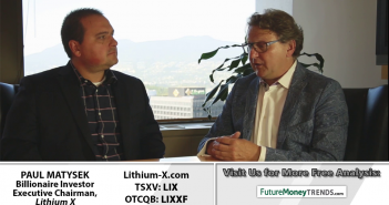 Take Advantage of Tesla & Lithium Battery Trend - Paul Matysek Interview