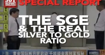 EXPOSED: SGE & The REAL Silver to Gold Ratio — a SGT Report Micro-doc