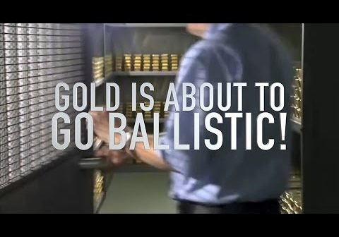 Gold Price about to go Ballistic: Here's Why – July 2016 URGENT UPDATE