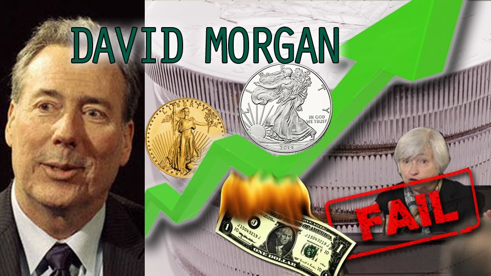 Silver Endgame Scenario, FED Has No Idea how to Fix Anything – David Morgan Interview