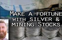 Make a Fortune with Silver and Mining Stocks - Investment Expert Nick Hodge of Outsider Letter
