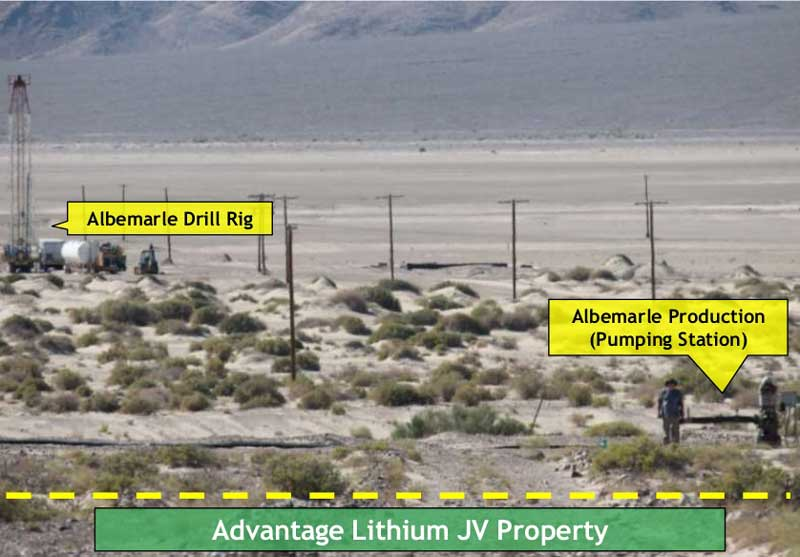 Neighbors - Advantage Lithium