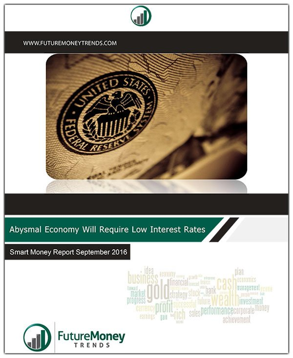 Smart Money Report September 2016
