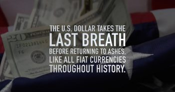 Last Breath: The End of the Dollar Era