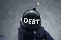 U.S. Debt Crushing the Real Economy