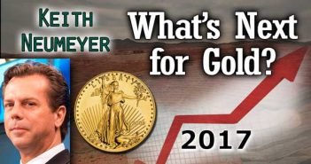 What's Next for Gold: Interview with Keith Neumeyer