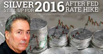 Silver Still Up for 2016 after FED Rate Hike - David Morgan Interview