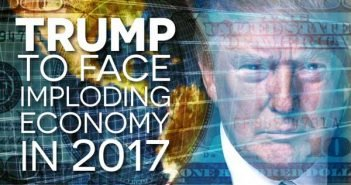 Trump to Face Imploding Economy in 2017 - David Stockman's Predictions
