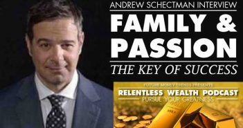 Family and Passion, The Key of Success - Andrew Schectman of Miles Franklin