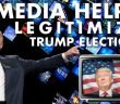 Media helps legitimize Trump election - Rob Kirby