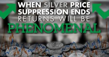 When Silver Price Suppression Ends, Returns will be Phenomenal - BrotherJohnF Interview