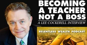 Becoming a Teacher and Not a Boss - Lee Cockerell