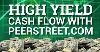High Yield Cash Flow with PeerStreet - Brett Crosby