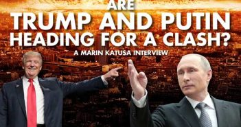 Are Trump and Putin Heading for a Clash - Marin Katusa Interview