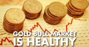 Gold Bull Market is Healthy - Brien Lundin