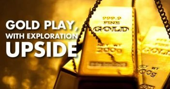 Gold Play, with Exploration Upside - Luke Norman