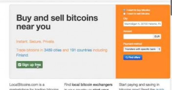 Buying Bitcoins with LocalBitcoins.com