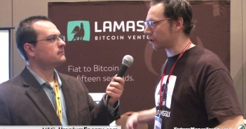 Cash to Bitcoins with the Bitcoin Machine, Interview with CEO Zach Harvey