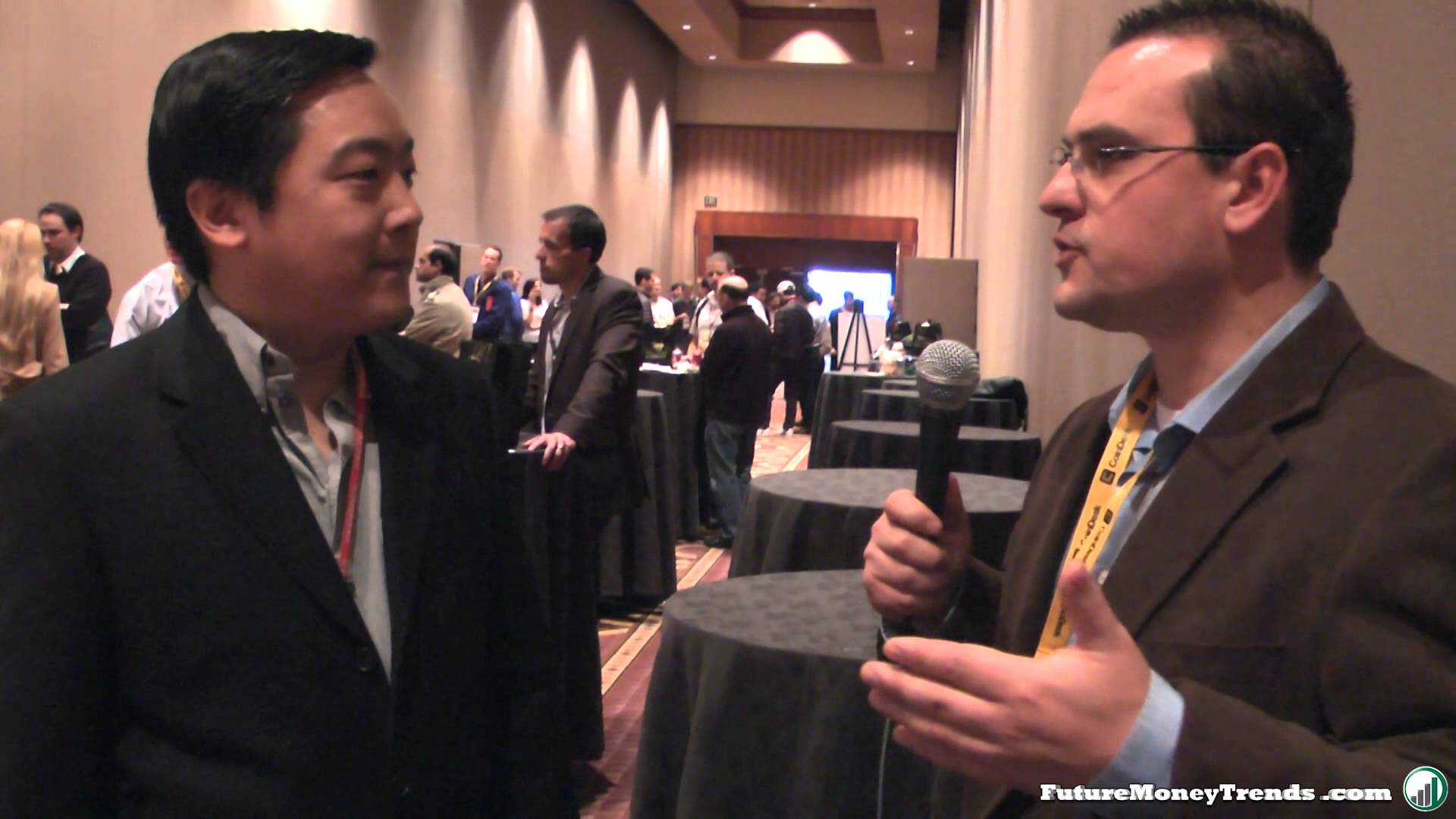 Founder of Litecoin Chats about the Future of Money